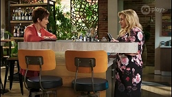 Susan Kennedy, Sheila Canning in Neighbours Episode 8496