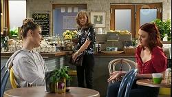 Chloe Brennan, Jane Harris, Nicolette Stone in Neighbours Episode 8496