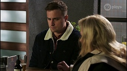 Kyle Canning, Sheila Canning in Neighbours Episode 8497