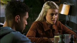 Levi Canning, Roxy Willis in Neighbours Episode 8497