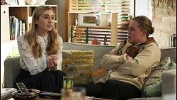 Mackenzie Hargreaves, Richie Amblin in Neighbours Episode 8497