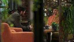 Pierce Greyson, Hendrix Greyson in Neighbours Episode 8497