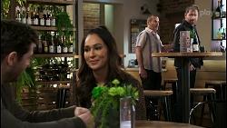 Pierce Greyson, Dipi Rebecchi, Toadie Rebecchi, Shane Rebecchi in Neighbours Episode 8497