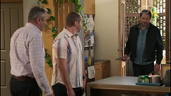 Karl Kennedy, Toadie Rebecchi, Shane Rebecchi in Neighbours Episode 8498