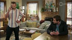 Toadie Rebecchi, Shane Rebecchi in Neighbours Episode 8498