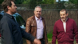 Shane Rebecchi, Karl Kennedy, Toadie Rebecchi in Neighbours Episode 8498
