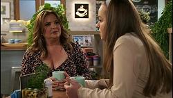 Terese Willis, Harlow Robinson in Neighbours Episode 8499