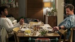 Jay Rebecchi, Shane Rebecchi in Neighbours Episode 8499
