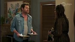 Shane Rebecchi, Dipi Rebecchi in Neighbours Episode 8499