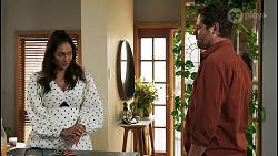 Dipi Rebecchi, Shane Rebecchi in Neighbours Episode 8499