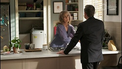 Jane Harris, Paul Robinson in Neighbours Episode 8500