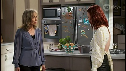 Jane Harris, Nicolette Stone in Neighbours Episode 8501