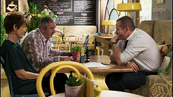Susan Kennedy, Karl Kennedy, Toadie Rebecchi in Neighbours Episode 8501