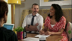 Susan Kennedy, Toadie Rebecchi, Audrey Hamilton in Neighbours Episode 8501