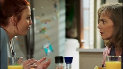 Nicolette Stone, Jane Harris in Neighbours Episode 8502