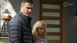 Kyle Canning, Sheila Canning in Neighbours Episode 8503