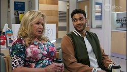 Sheila Canning, Levi Canning in Neighbours Episode 8503