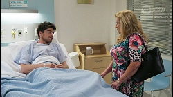 Nathan Packard, Sheila Canning in Neighbours Episode 8503