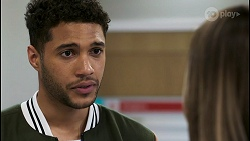 Levi Canning, Bea Nilsson in Neighbours Episode 8503