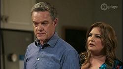Paul Robinson, Terese Willis in Neighbours Episode 8504