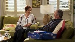 Susan Kennedy, Karl Kennedy in Neighbours Episode 8505