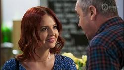Nicolette Stone, Karl Kennedy in Neighbours Episode 8505