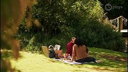 Toadie Rebecchi, Audrey Hamilton in Neighbours Episode 8505