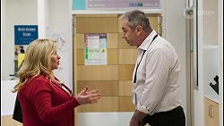 Sheila Canning, Karl Kennedy in Neighbours Episode 8506