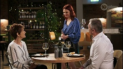 Susan Kennedy, Nicolette Stone, Karl Kennedy in Neighbours Episode 8506