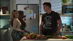 Roxy Willis, Kyle Canning in Neighbours Episode 8506