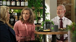 Sheila Canning, Jane Harris, Clive Gibbons in Neighbours Episode 8506