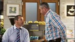 Toadie Rebecchi, Karl Kennedy in Neighbours Episode 8506