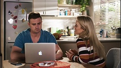 Kyle Canning, Roxy Willis in Neighbours Episode 8506