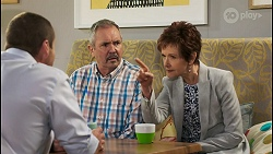 Toadie Rebecchi, Karl Kennedy, Susan Kennedy in Neighbours Episode 8506
