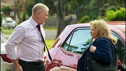 Clive Gibbons, Sheila Canning in Neighbours Episode 8507
