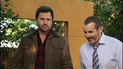 Shane Rebecchi, Toadie Rebecchi in Neighbours Episode 8507