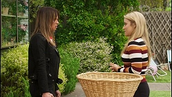 Bea Nilsson, Roxy Willis in Neighbours Episode 8507