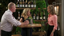 Clive Gibbons, Sheila Canning, Jane Harris in Neighbours Episode 8507