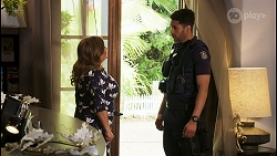 Terese Willis, Levi Canning in Neighbours Episode 8508