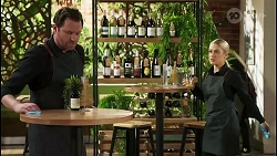 Shane Rebecchi, Roxy Willis in Neighbours Episode 8508
