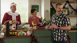 Karl Kennedy, Susan Kennedy, Toadie Rebecchi in Neighbours Episode 8509