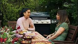 Yashvi Rebecchi, Bea Nilsson in Neighbours Episode 8509