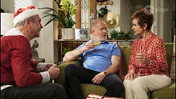 Karl Kennedy, Clive Gibbons, Susan Kennedy in Neighbours Episode 8509