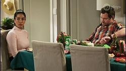 Yashvi Rebecchi, Shane Rebecchi in Neighbours Episode 8509