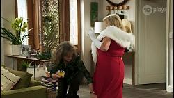 Jane Harris, Sheila Canning in Neighbours Episode 8509