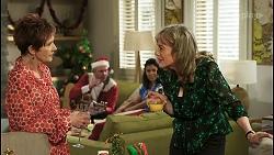 Susan Kennedy, Karl Kennedy, Audrey Hamilton, Jane Harris in Neighbours Episode 8509