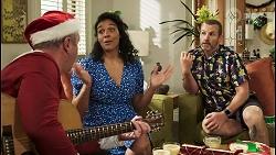 Karl Kennedy, Audrey Hamilton, Toadie Rebecchi in Neighbours Episode 8509