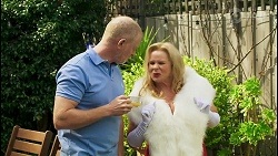 Clive Gibbons, Sheila Canning in Neighbours Episode 8509