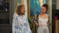 Jane Harris, Nicolette Stone in Neighbours Episode 8510