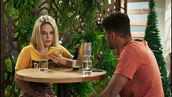 Roxy Willis, Levi Canning in Neighbours Episode 8510
